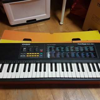 Casio Keyboard MA-101