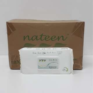 Nateen Adult Wipes (1 carton)