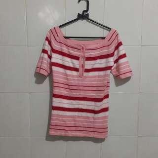 Sabrina Pink Stripes