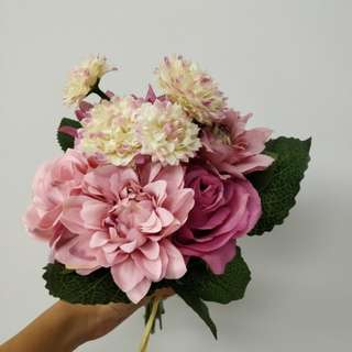 Wedding artificial flowers