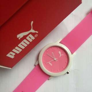 Puma Rubber Watch