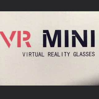 Vr Mini Virtual Reality Glasses