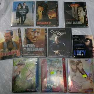 DVD 英韓 English Korean 1
