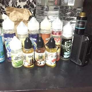 Vape  complete set
