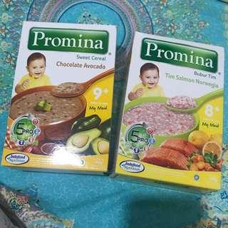 Promina makanan baby free ongkir di bdg
