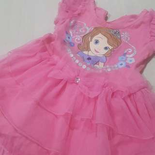 Dress sophia the first 12m