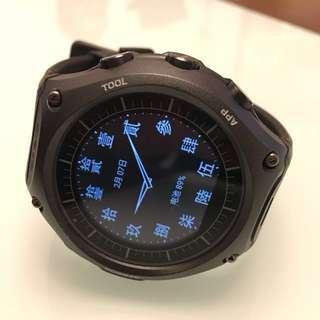 98%新 Casio WSD-F10 Android Watch