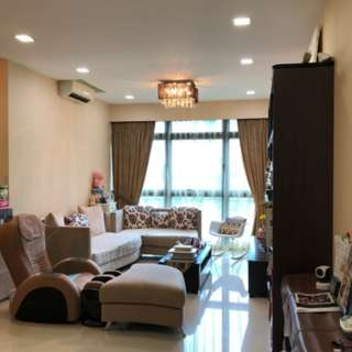 Freehold Farrer Park 3 bedroom near MRT!