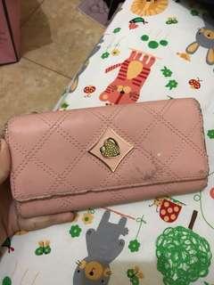 Sale - dompet pink
