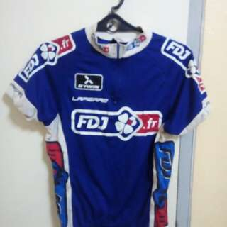 Blye bike jersey small