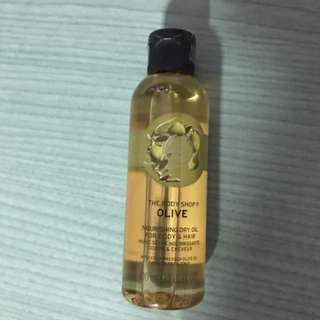 Body Shop Olive Oil