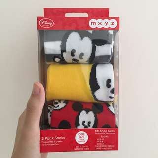 Kaos kaki mickey original