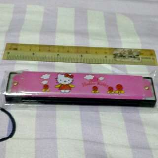 Hello Kitty Harmonica