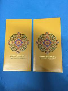 Maxis Deepavali Limited AngPow Packet for Collection