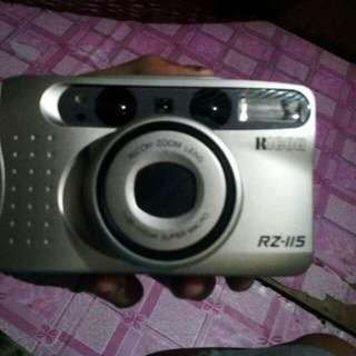 Classic camera ,RICOH, RZ-115