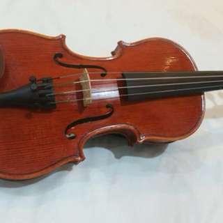 Eurostring violin model 400 (Italian brand) size 1/4