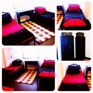 FULLY FURNISHED BEDSPACE FOR RENT
