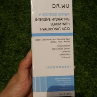 Dr Wu Hydrating system Intensive Hydrating serum