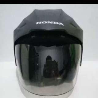 Helmet Honda ori