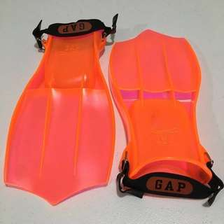 Diving Fins & Snorkelling Set