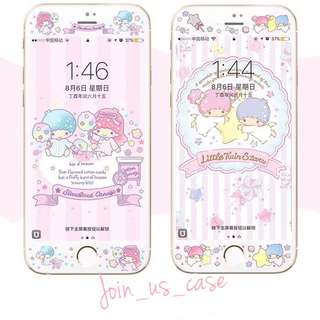 Hello kitty/My melody/Sanrio mon 貼(6/6s/6+/6s+/7/7+/8/8+)