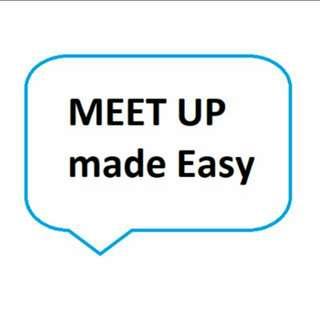 Meetup Made Easy