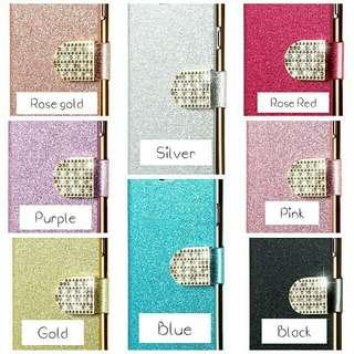 Glitter Flip Case