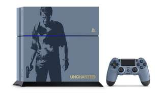 PS4 Uncharted 4 (Limited)