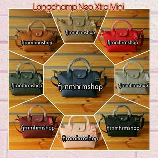 Open PO Longchamp & Lacoste