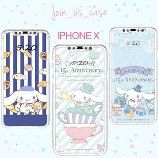 IphoneX‼️‼️ 肉桂狗mon 貼
