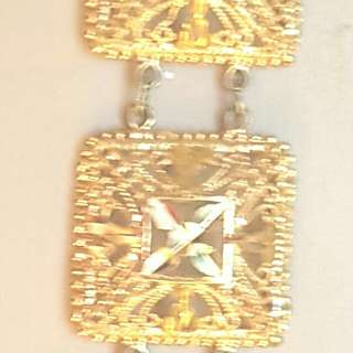 22k Bracelets  (2 pieces)