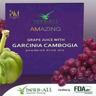 SLIMMING JUICE GARCINIA CAMBOGIA