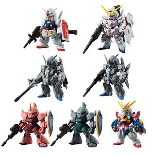 Gundam Converge vol.8 FULL SET (BANDAI)