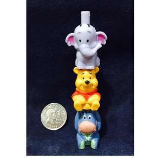 Disney Characters Totem Pole