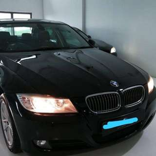 Bmw 318i E90 new facelift