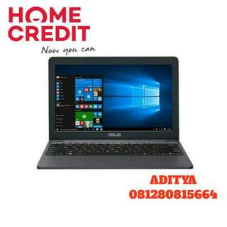 Kredit Laptop Netbook Asus E203NAH