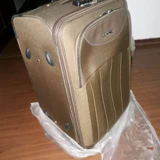 Branded slazenger travel luggage