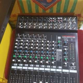 CERVIN -VEGA PRO Audio Mixer