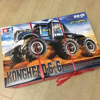 搖控Konghead 6x6