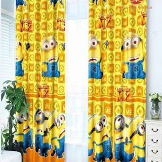 character curtain
