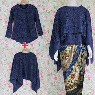 Jenita set kebaya 3in1
