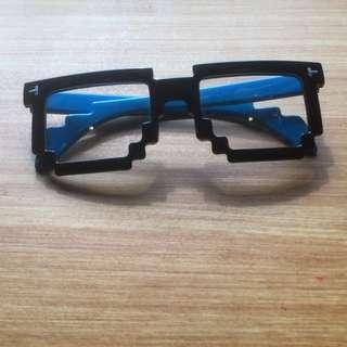 Cute Pixel Glasses