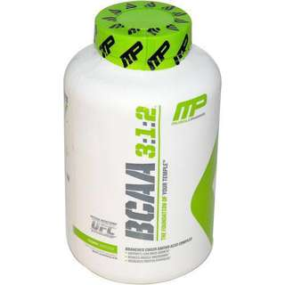 MusclePharm BCAA 3:1:2 (240 Capsules)