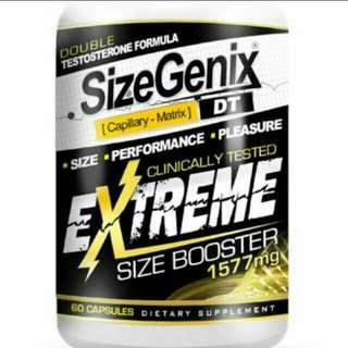 Size enhance vitamin