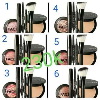 PO focallure makeup set