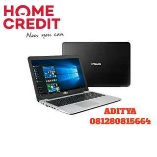 Kredit Laptop Asus X555BA Proses Cepat