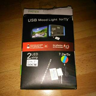 USB Mood Light for TV