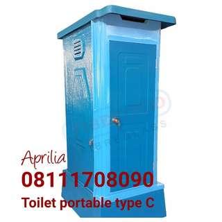 toilet portable mudah dipindahkan