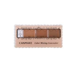 Canmake Color Mixing Concealer 混色遮瑕 (01 淺膚色)