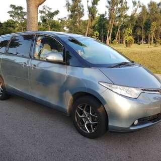 Toyota Previa 2.4A 8 Seater